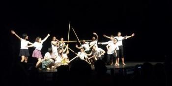 Bamboo Dance finale  Photo taken by Polina Durneva